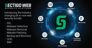 Sectigo released its Web Security platform, making the company the first Certificate Authority to offer a complete automated security solution to encrypt, scan, clean, monitor, patch, backup, and restore websites.