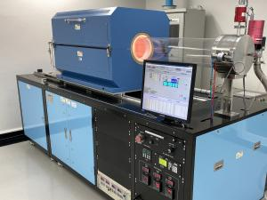 Shown above is planarTECH's largest system in the world, a planarGROW-8S installed at the National Electronics and Computer Technolgy Center in the Thailand Science Park. This system serves as the prototype for planarTECH's higher capacity production syst