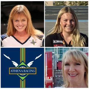 Loxley Browne, Hannah Grisham, Diana Tracy and Sandra Bauler announced as Athena Racing Board of Directors 2020