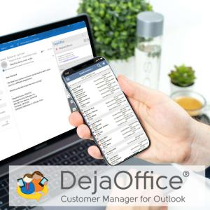 PC and Phone Contact Management with DejaOffice