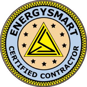 Certified EnergySmart Contractor Badge