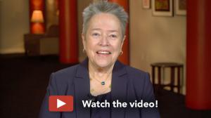 Kathy Bates recognizes World Lymphedema Day