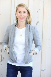 Lyn Johnson, founder of West Tenth