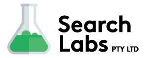 Search Labs Logo - branding