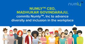 Numly™ CEO Signs CEO Action for Diversity & Inclusion™ Commitment