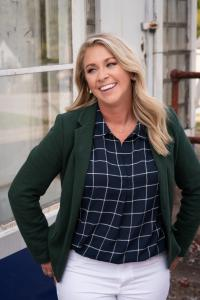 Katie Fussenegger, President and CEO of ShelbyKY Tourism & Visitors Bureau