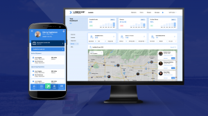 The LaneAxis Pro Trucker App and Shipper/Carrier Portal