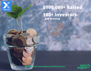 $100,000+ Raised | Over 180 Investors