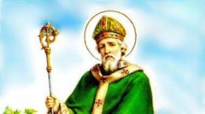 St. Patrick from IAOVC