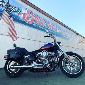 John Jessup's Team Dream Rides Motorcycle Shop in Stockton California