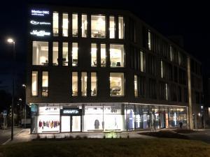 Galleon Office Building Oslo