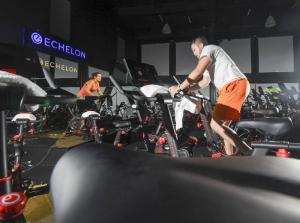 Echelon™ fit app and home workout classes