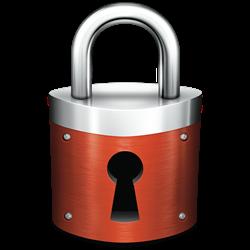 MacScan 3 Lock Icon Logo by SecureMac