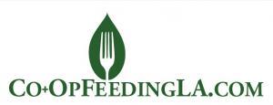 Logo Designed By Parrish Walsh www.Co-OpFeedingLA.com