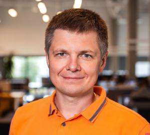 Travel Union CEO Raman Korneu.