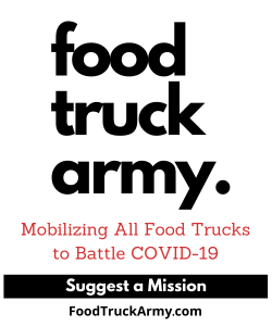 How can the Food Truck Army help solve food access gaps