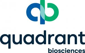 Quadrant Biosciences logo, invest, epigenetics, autism
