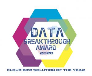 Prestigious Awards Program Recognizes ZE for the Cloud EDW Solution of the Year