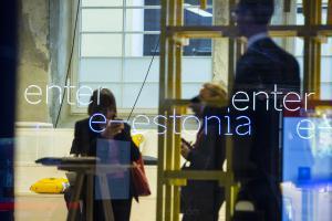 Reflection of enter e-estonia