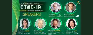 Town Hall panelists include: Charlotte Kremer, Robin Winter-Sperry, Tamas Koncz, John Pracyk, Peter Piliero, and Joseph Eid