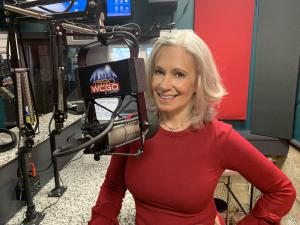 Elysabeth Alfano at WCGO Radio