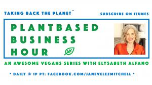 Plantbased Business Hour Logo