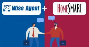 Wise Agent CRM and HomeSmart Partner Up To Bring Value To Real Estate Agents