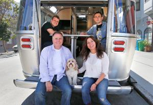 Jeff Cavins, CEO of Outdoorsy