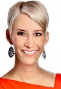 "TV Host of ""Conversation for Consciousness,""  Jennifer K. Hill"