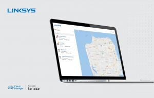 Tanaza - Linksys partnership 2