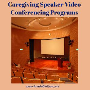 Caregiver Video Conferencing