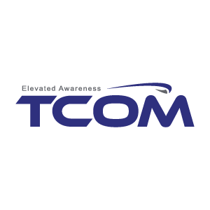 TCOM, L.P., Logo- Leader in Integrated ISR Solutions