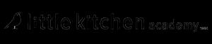 Little Kitchen Academy logo with black bird