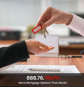 The Truth About Lending - Offering More Mortgage Options Than Banks