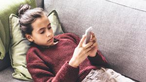 Children's increased online presence has inadvertently placed them at higher risk of exploitation making internet safety more important now more than ever. Photo: iStockphoto