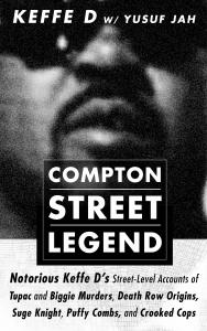 Book Cover Compton Street Legend