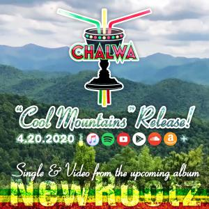 """Chalwa - """"Cool Mountains"""" Cover"""