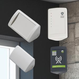 Smart-Control Enclosures For Room Corners