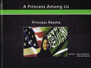 HRH Princess Reema