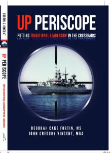 A great photo of looking at a shipt through the crosshairs of a submarine periscope