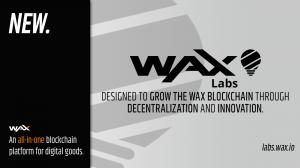 WAX Labs program now supports developers with a $2 Million fund