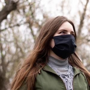 Cool face masks from California Textile Group