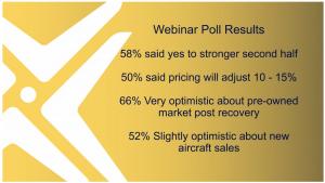 IADA Member Webinar Poll Showed Signs of Optimism.
