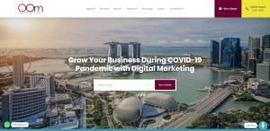OOm Singapore Homepage
