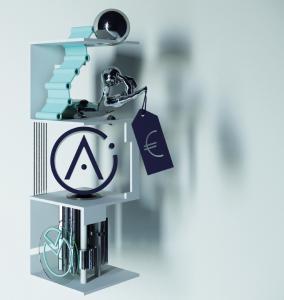 AI Aimondo Machine Symbol