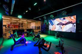 Virtual Fitness Market