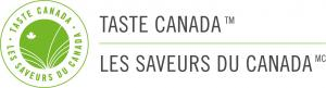 Taste Canada Logo and Header