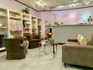 Motherhood Center Lobby