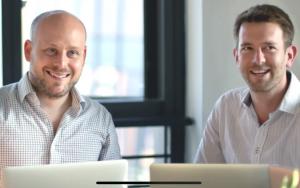 Virtual Internships Founders Dan Nivern and Ed Holroyd Pearce