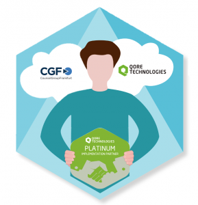 CGF Romania awarded Platinum Partner Status by Qore Technologies